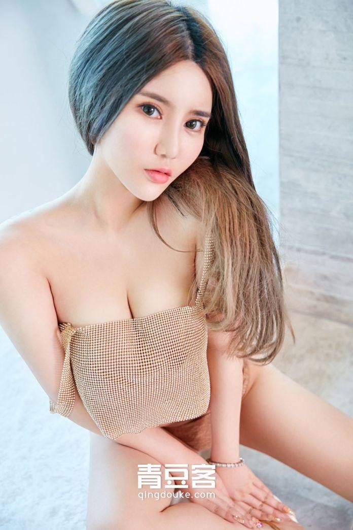QingDouKe Wen Xin Yi's Cat Ear Pajamas