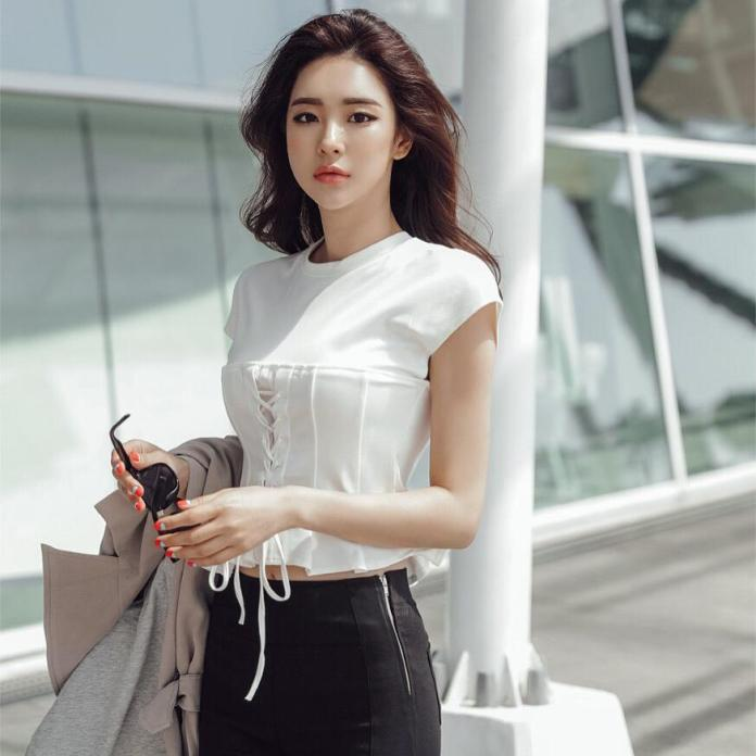 Park Da Hyun Beautiful Legs Temperament Picture and Photo