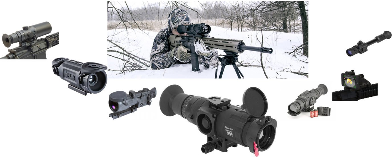 Best Thermal Scopes and Night Vision Scopes with Buying