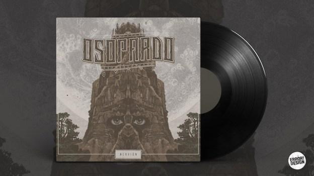 'Nervión', primer álbum de OSOPARDO