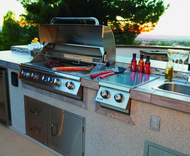 Grill Covers  Outdoor Kitchen Refrigerator  Outdoor