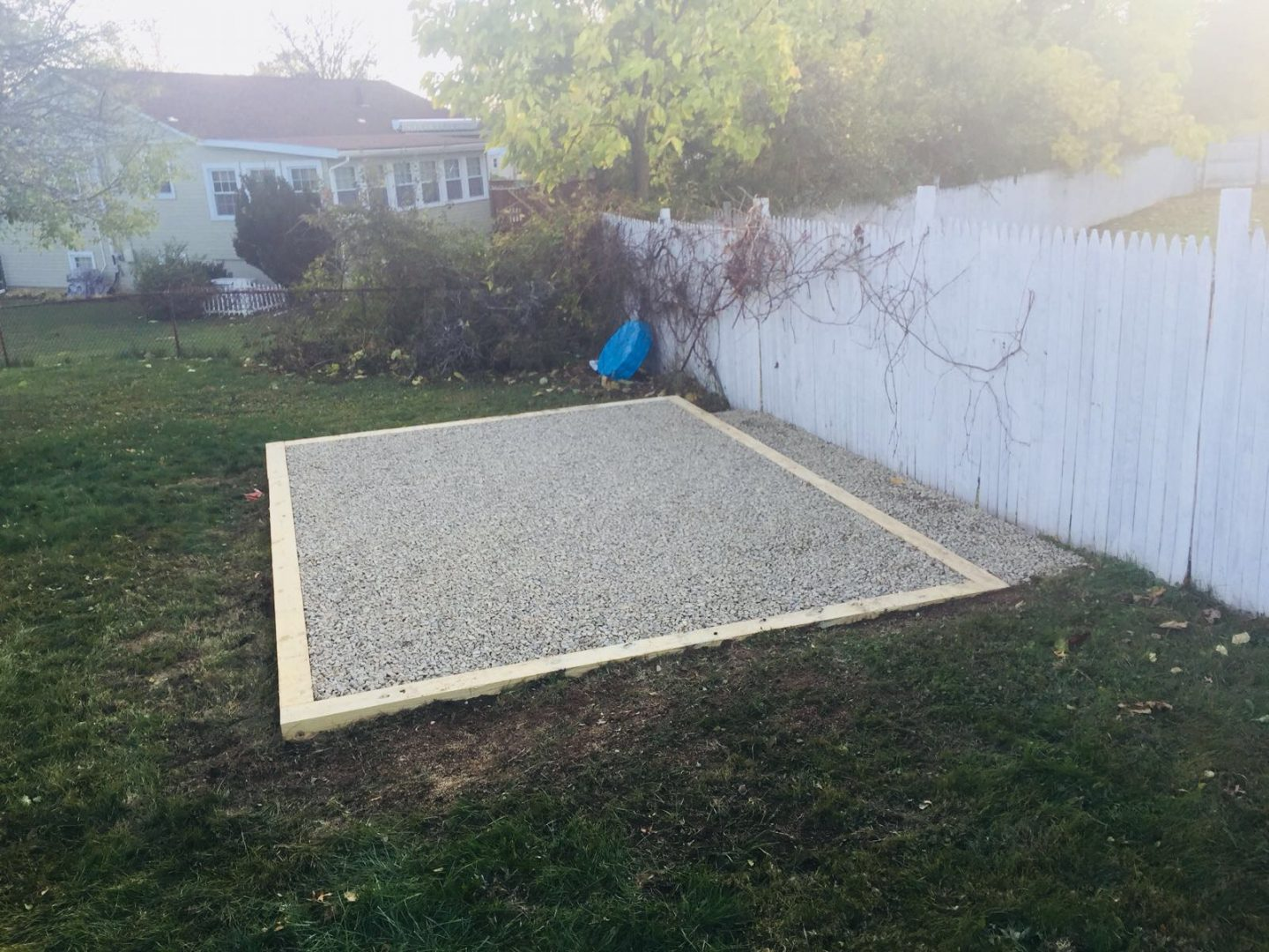 Alternative To Concrete Slab For Shed