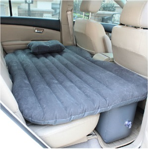 Moonet Travel Inflatable Car Mattress Bed Air For Suv Backseat Holiday Camping