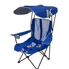 Heavy Duty Folding Chairs Outdoor Two Seat Oversized 300 Lbs Capacity And Above Relax Comfortably In Kelsyus Camping Chair With Shade Canopy