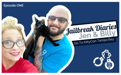 The Jailbreak Diaries: KittyCon Tampa Bay