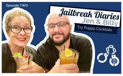 The Jailbreak Diaries: Trying Puppy Cocktails