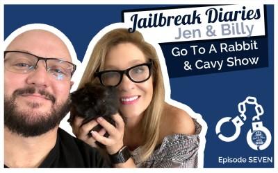 Jailbreak Diaries: Going to a Rabbit & Cavy Show
