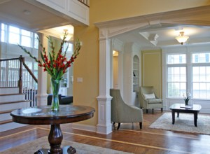 Home Staging Living Room
