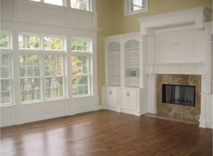 new construction home_lr_before staging