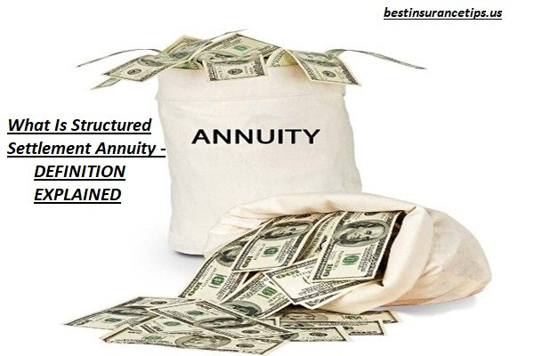 What Is Structuread Settlement Annuity - featured image