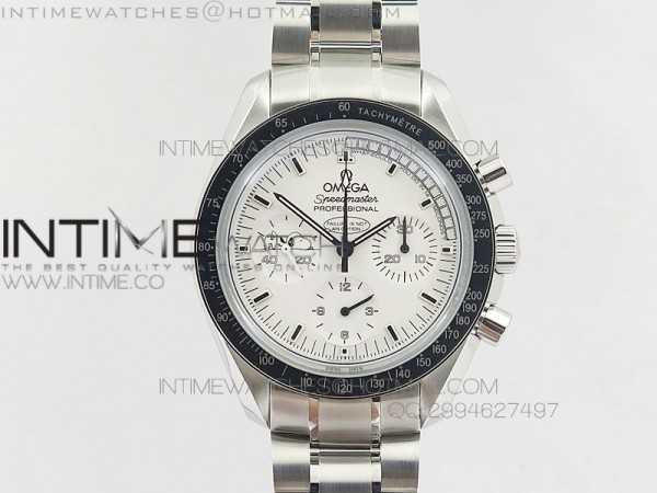 Speedmaster JH SS Snoopy Award 45th Anniversary White dial