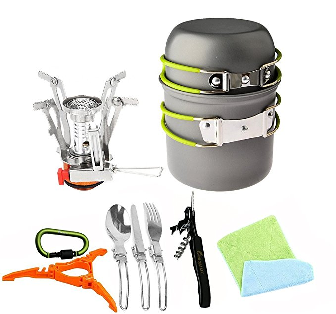 Super Camping Mess Kit