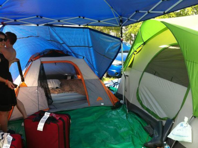 tips for camping