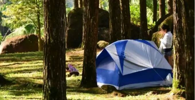 Camping initiation guide