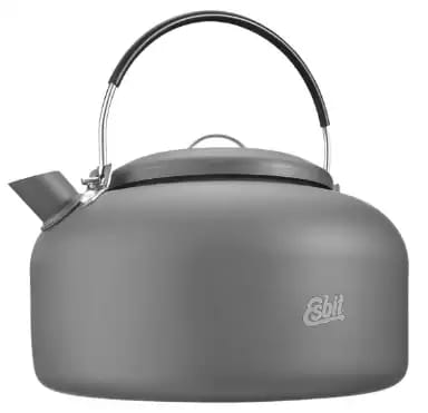 Esbit Hard Anodized Aluminum Water Kettle