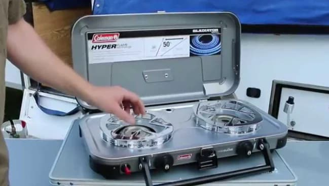 Best propane camping stove