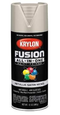 Krylon Fusion All-In-One Spray Paint