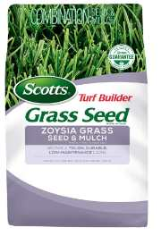 Scotts Grass seed and Mulch