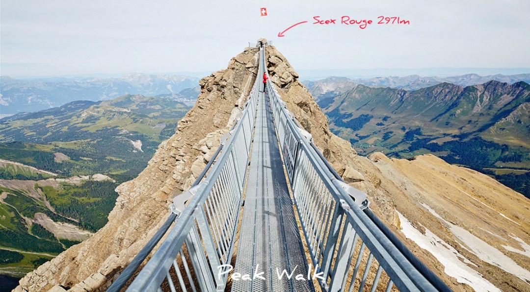 peak walk diablerets suisse