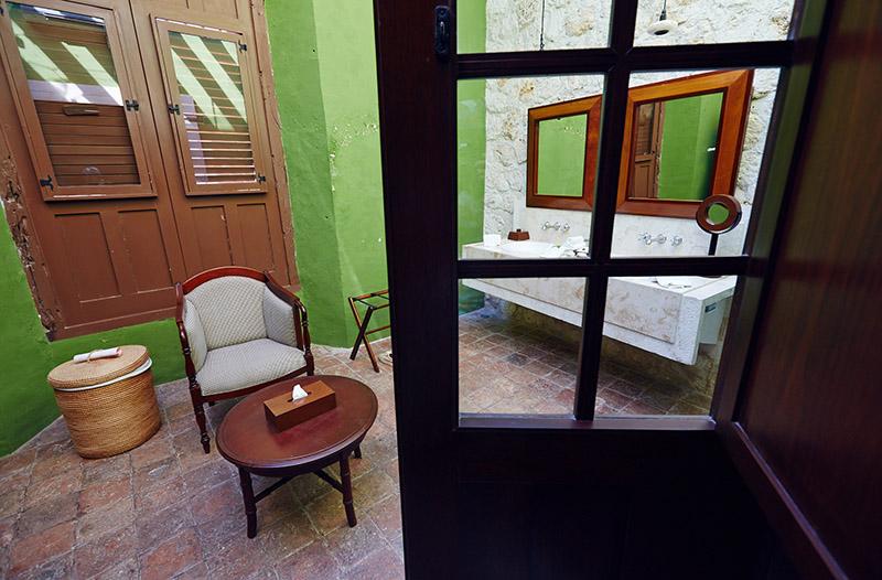 Dormir dans une hacienda Mexique