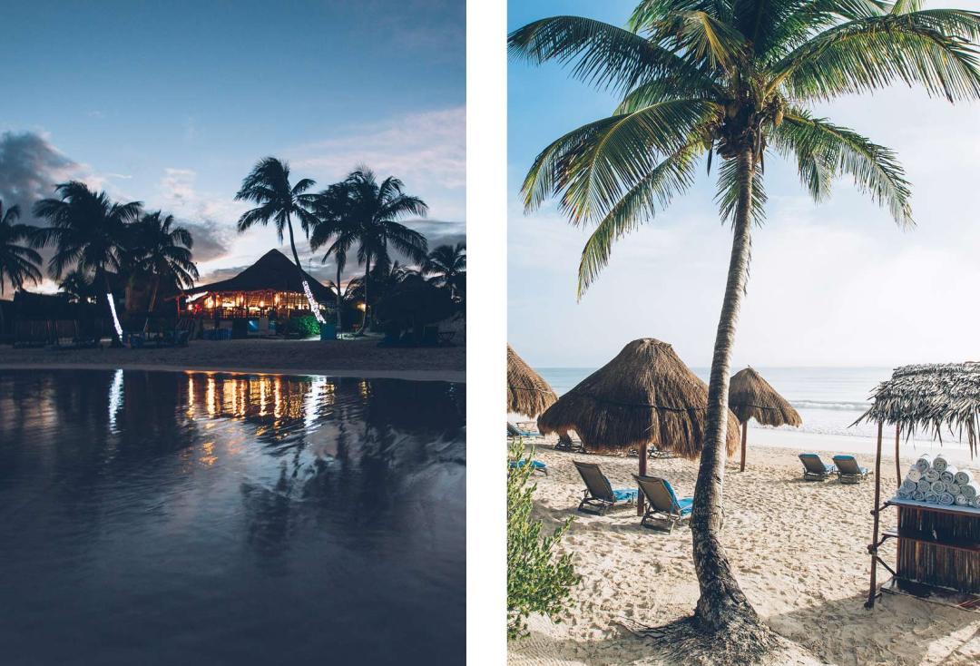 Hip Hotel Tulum, Quintana Roo, Mexique