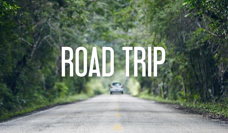 Blog Voyage Road trip