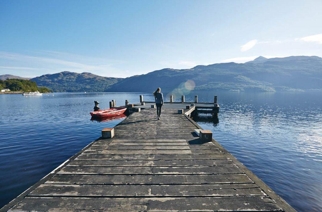 Loch-Lomond-Ecosse