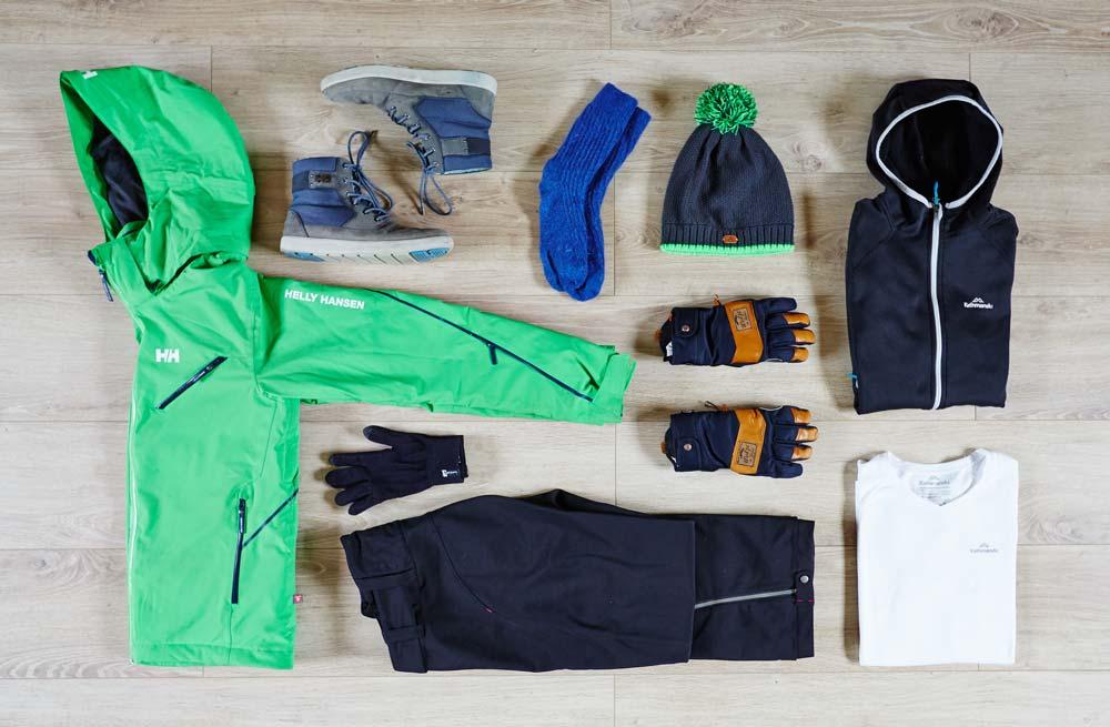 Quelle tenue pour le norvege