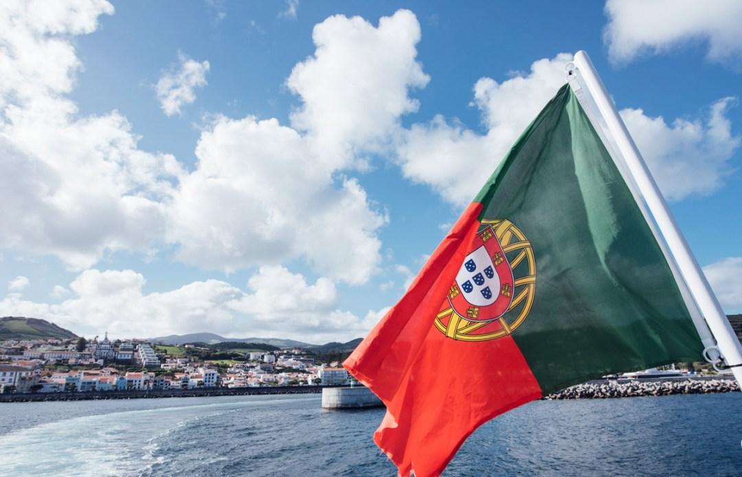 Ferry Horta Faial-Pico