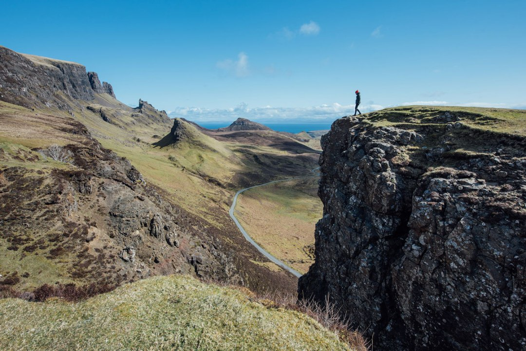 the quiraing ile de skye