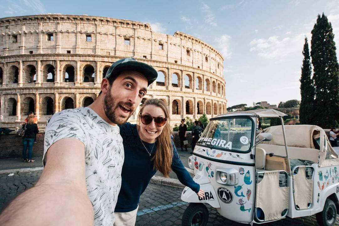Rome the gira italia
