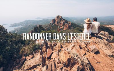COTE D'AZUR   RANDONNER DANS LE MASSIF DE L'ESTEREL