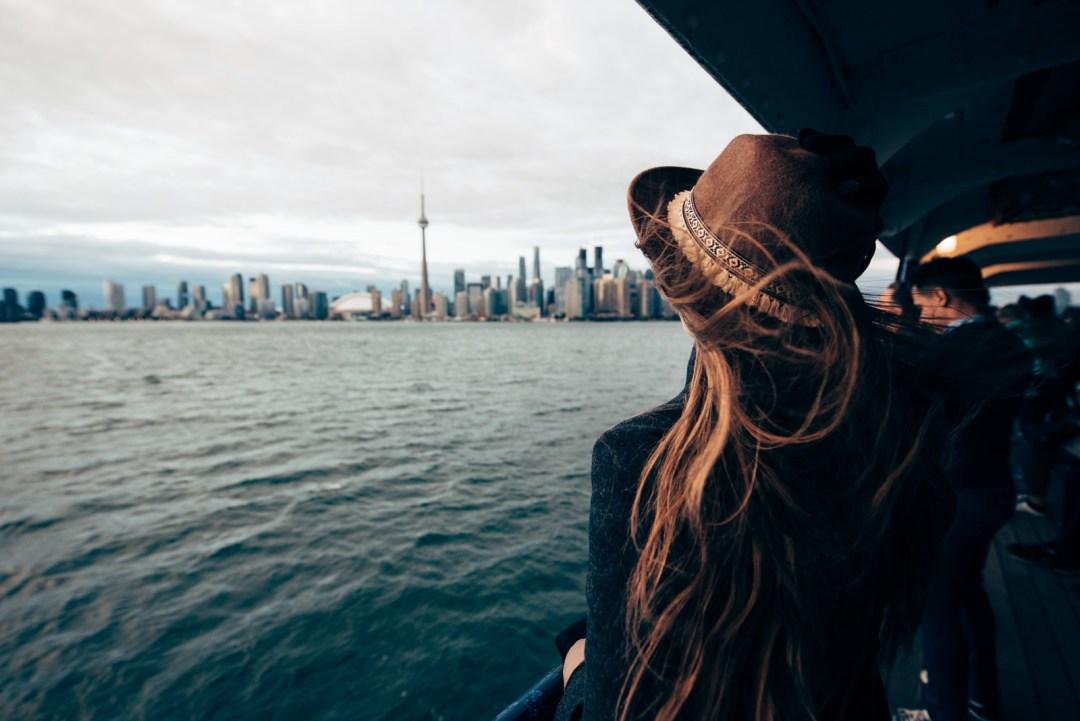 ferry pour les iles de toronto prix