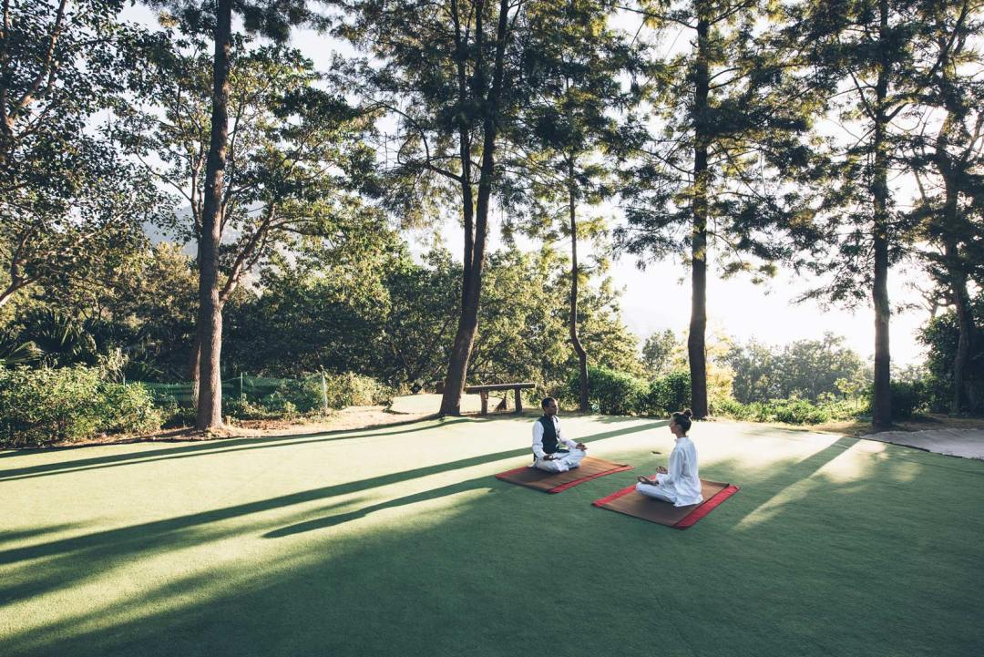 cours de yoga rishikesh