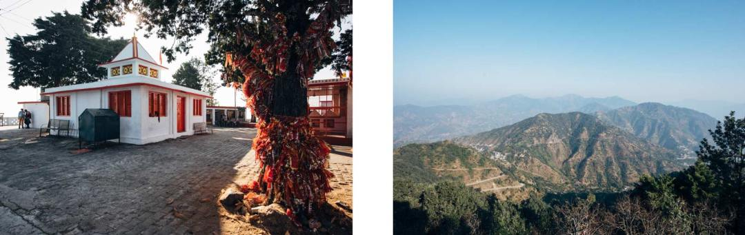 temple Kunjapuri rishikesh inde
