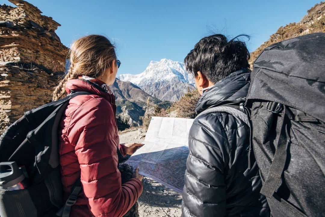 guide francophone népal