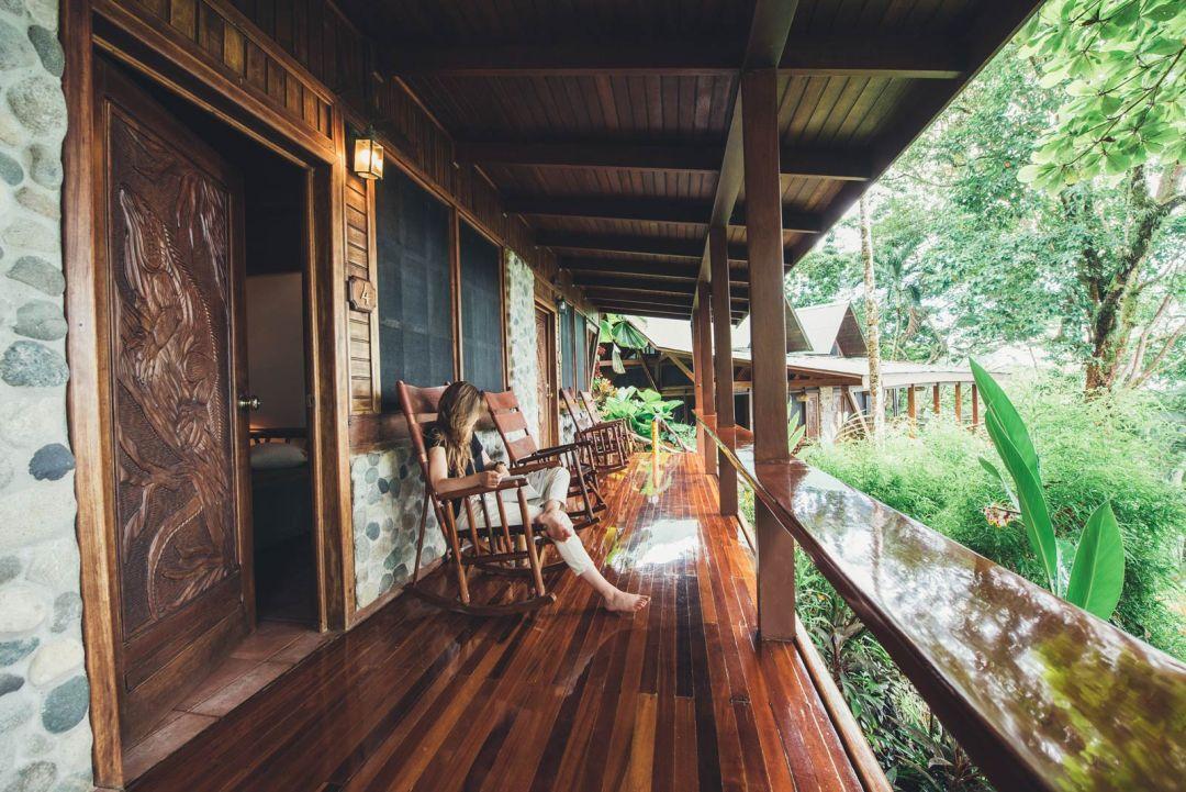 hotel eco lodge costa rica corcovado