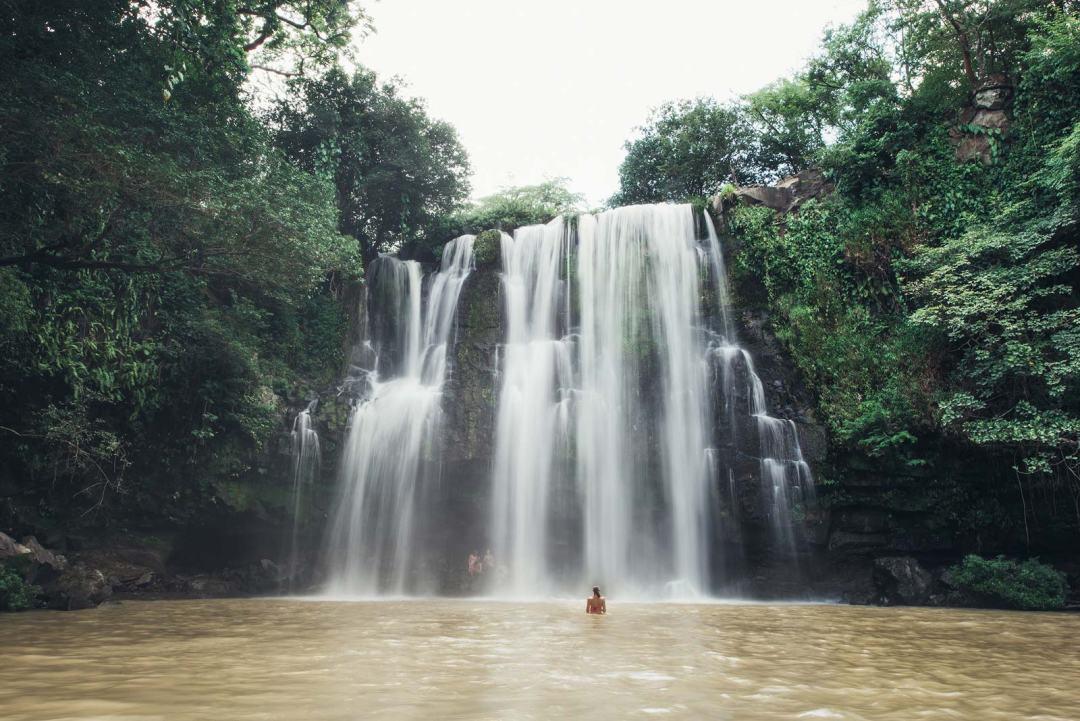 cascade Llanes de Cortes