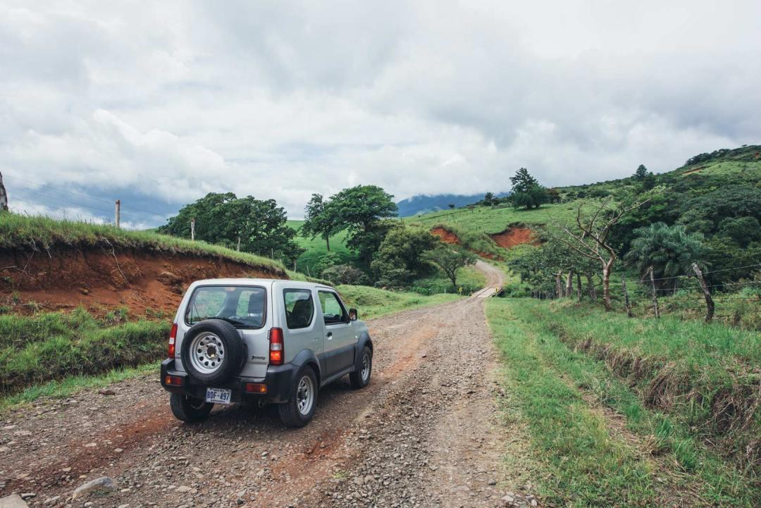 road trip coasta rica