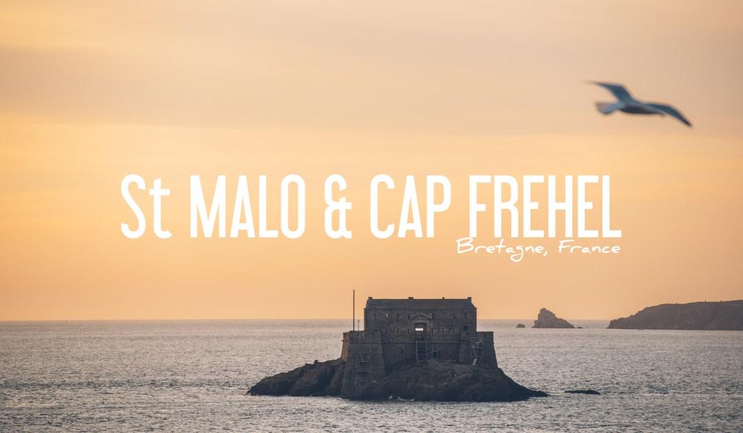 St Malo & Cap Fréhel, Bretagne, France