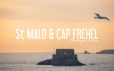 BRETAGNE | ESCAPADE À SAINT MALO ET AU CAP FRÉHEL