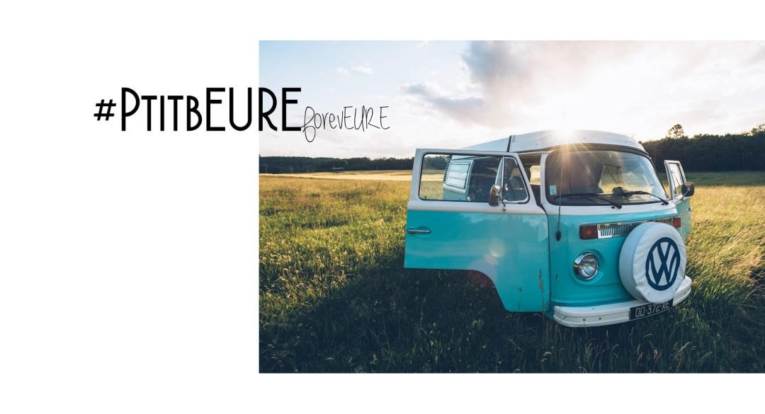 PtitbEURE forevEURE! Notre combi VW
