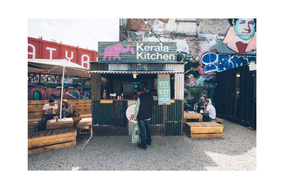 Food Truck Dublin, Eat Yard