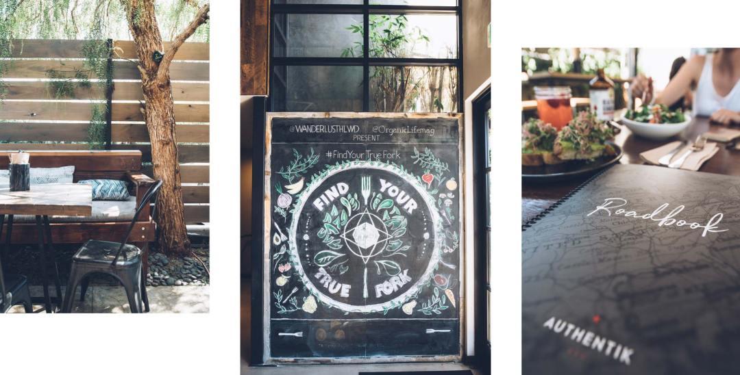 Wanderlust Café, Hollywood