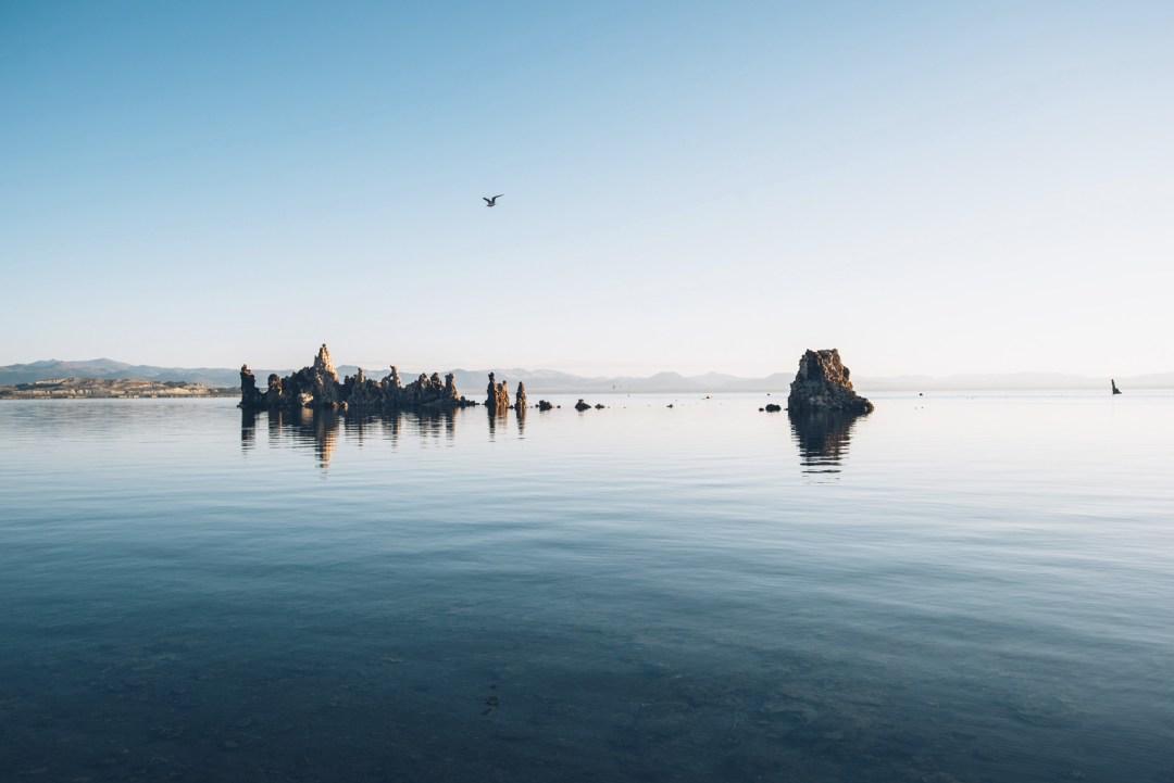 Mono Lake, USA