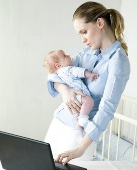 Easy Jobs for Moms