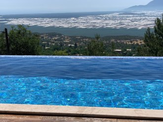 Villa Hilal best kalkan villas turkey uzumlu with private pool