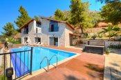 villa nature for rent in uzumlu kalkan