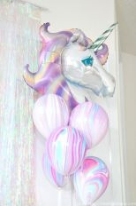 Unicorn tafel decoratie 5