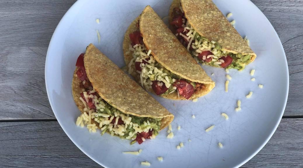 Taco's met kippengehakt